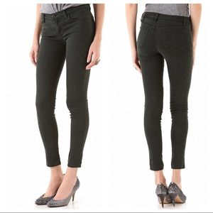 J Brand Super Skinny Conifer Jean Legging